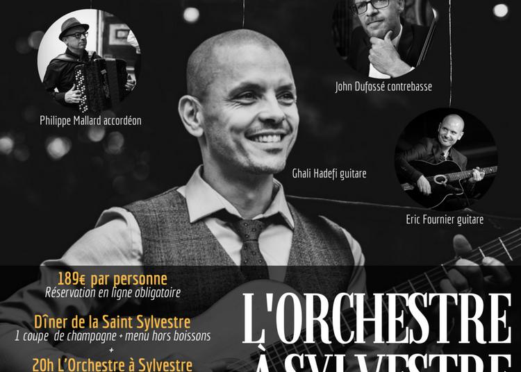 Réveillon Vigon & The Dominos à Paris 14ème