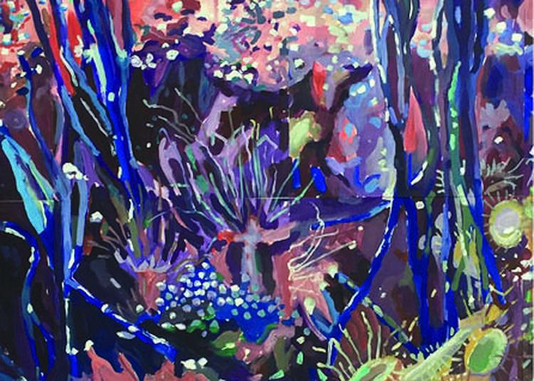 Rêverie maritime - Peinture - Gravure - Vidéo à Vannes