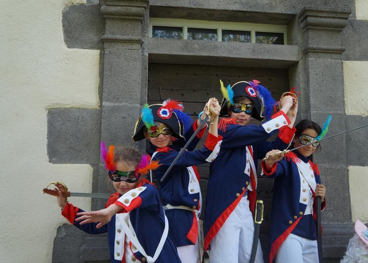 Revivez La Révolution Française ! à Charbonnieres les Varennes