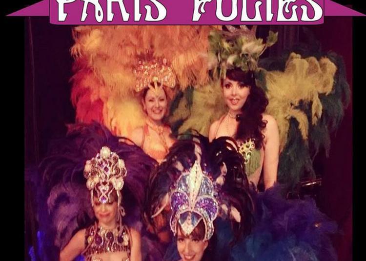 Revue Paris Folies à Nantille