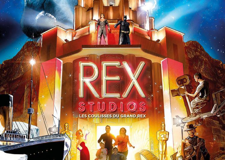 Rex Studios, Les Coulisses Du Grand Rex à Paris 9ème