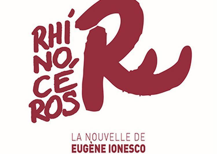Rhinoceros - La Nouvelle à Paris 4ème