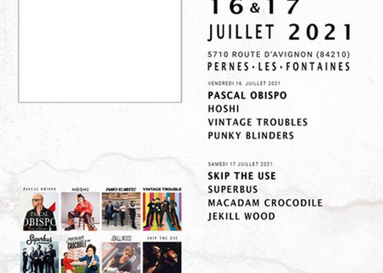 Rhinoferock Festival-Vend-Samedi à Pernes les Fontaines