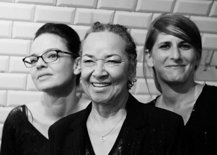 Rhoda Scott & Aurore Voilqué : Djangolized à Saint Germain en Laye