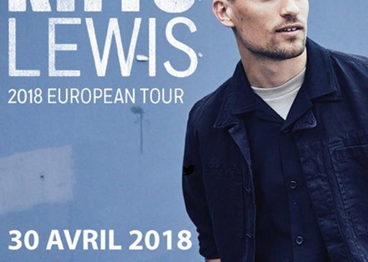 Rhys Lewis à Paris 12ème