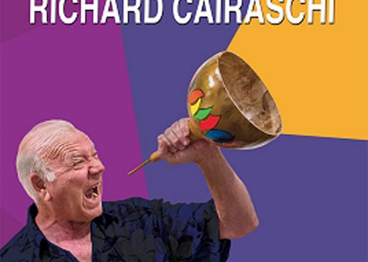 Richard Cairaschi à Marseille