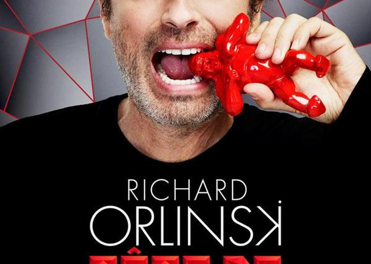 Richard Orlinski Dans Tete De Kong à Nice
