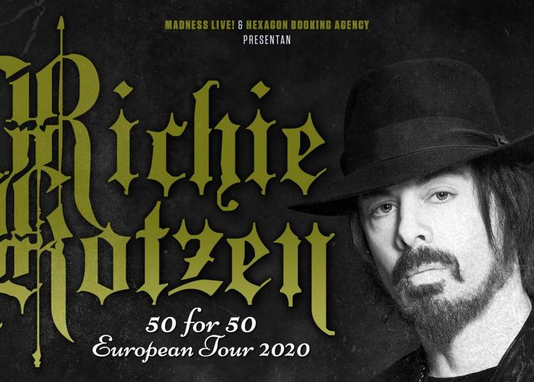 Richie Kotzen à Paris 10ème