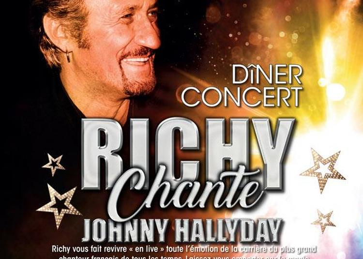 Richy Chante Johnny Hallyday à Sete
