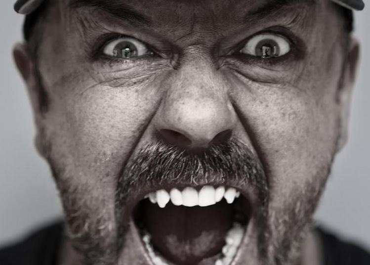 Ricky Gervais à Paris 9ème