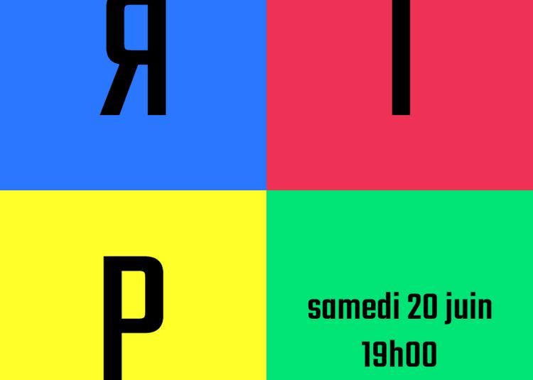 Risk présente R.I.P - Risk Internet Party à Dijon