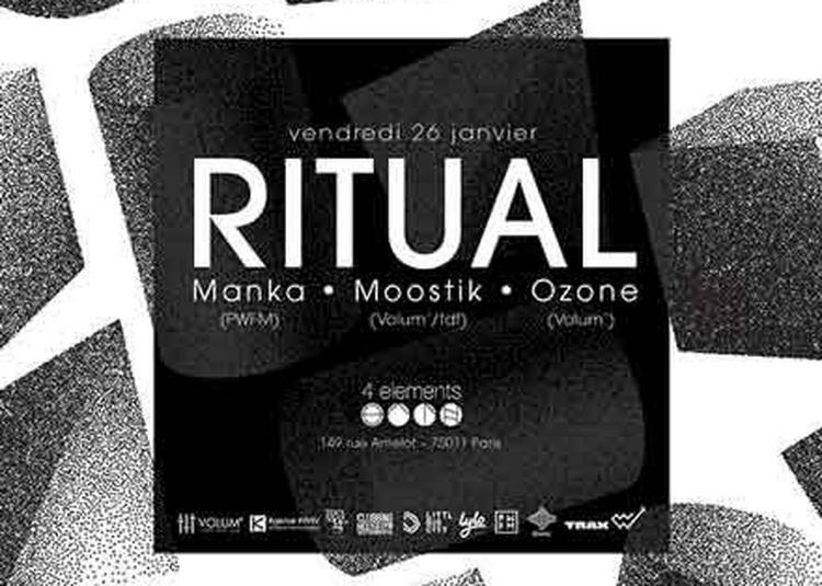 Ritual à Paris 11ème