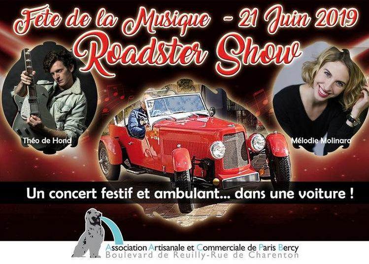 Roadster Show à Paris 12ème