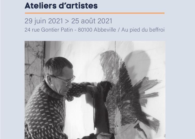 Robert Doisneau. Ateliers d'artistes à Abbeville