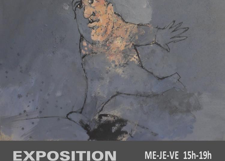 Robert Montaudoin - ... À Fleur De Peau ... Peintures Et Sculptures à Crest