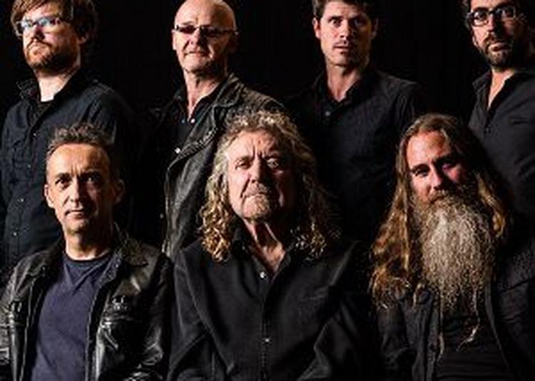 Robert Plant & The Sensational Space Shifters à Carcassonne