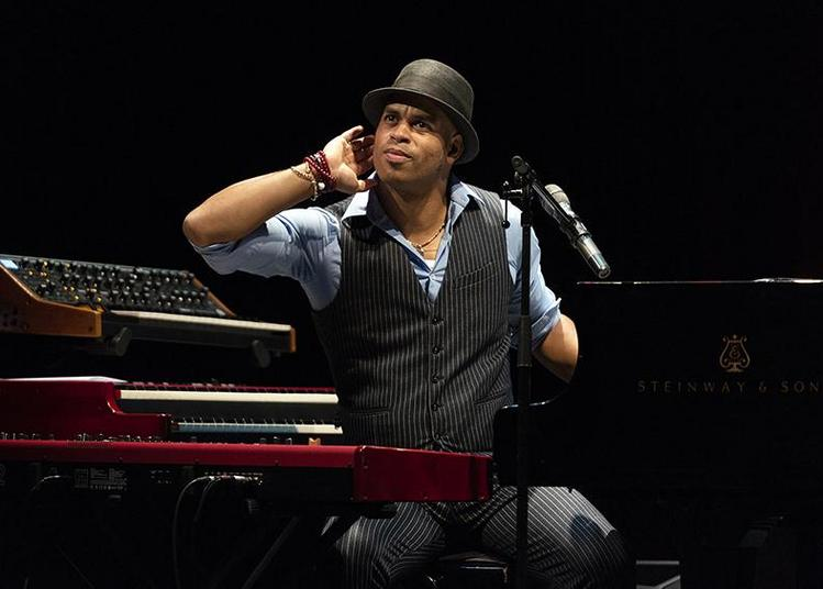 Roberto Fonseca à Colombes