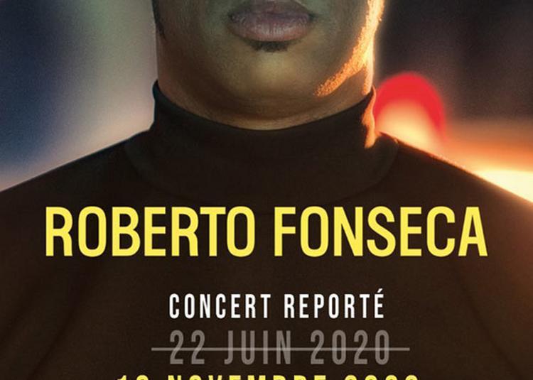 Roberto Fonseca - report à Paris 8ème