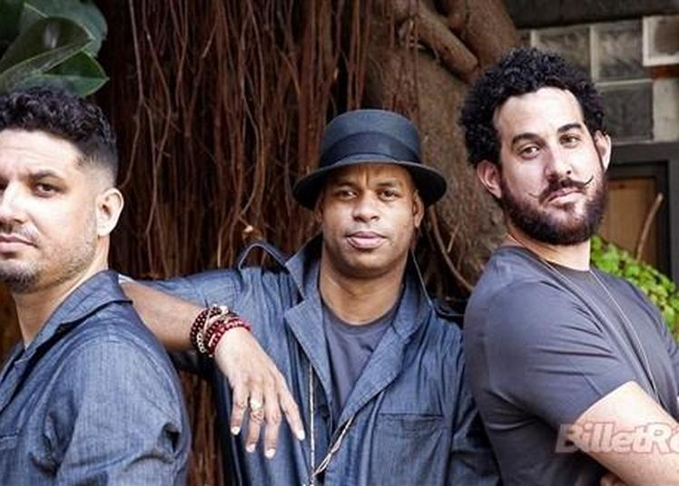 Roberto Fonseca Trio : Yesun à Alfortville