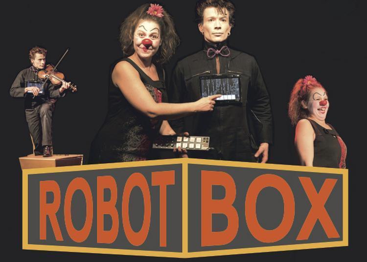 Robot Box, duo clownesque et musical à Saint Etienne