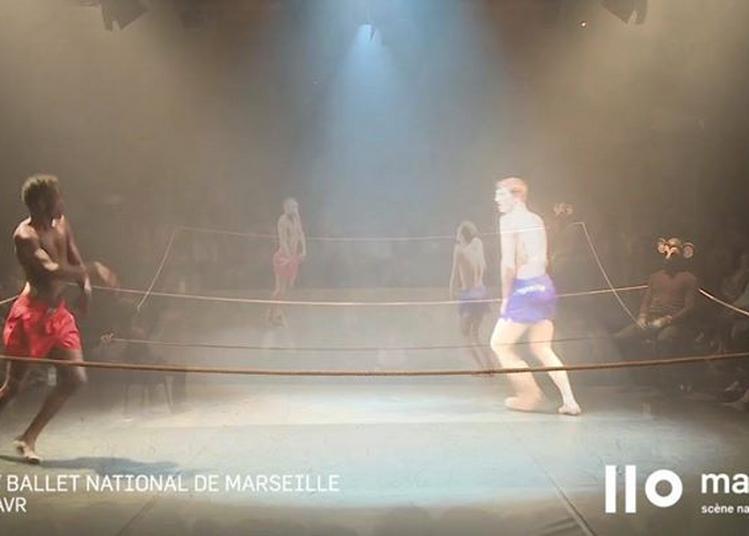 Rocco / Ballet national de Marseille Emio Greco / Pieter C. à Reims