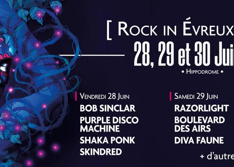 Rock In Evreux By Ghf 2019 -Pass 1j