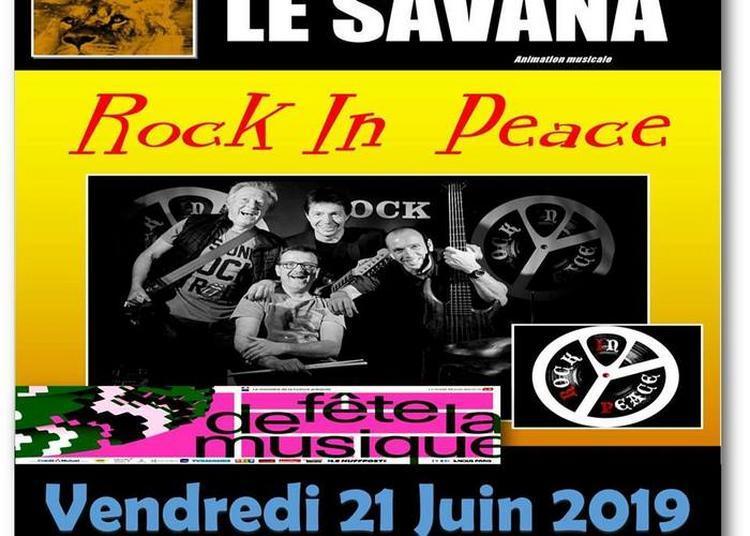 Rock In Peace à Besancon