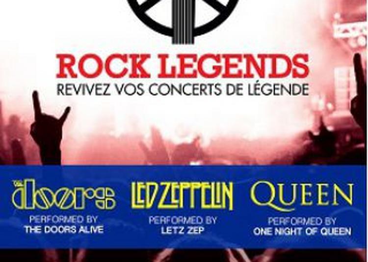 Rock Legends à Clermont Ferrand