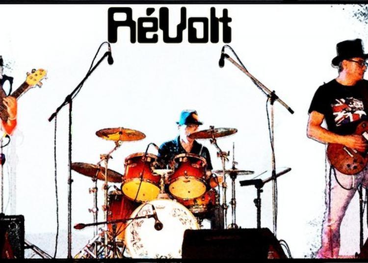 Rock'n'pop Révolt à Vichy