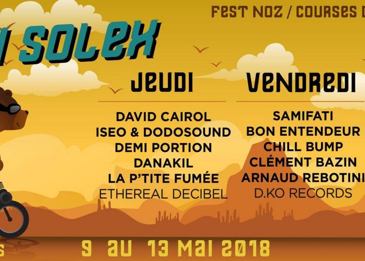 Rock'N Solex 2018