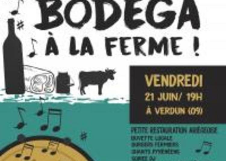 Rock Roots Rider's & Les Cageots à Verdun