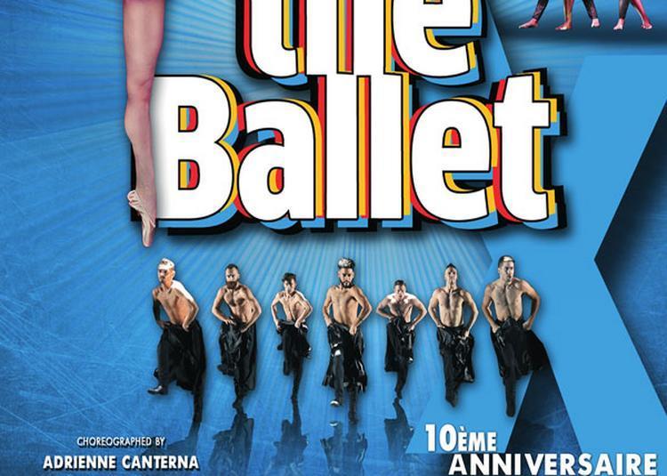 Rock The Ballet X à Paris 8ème
