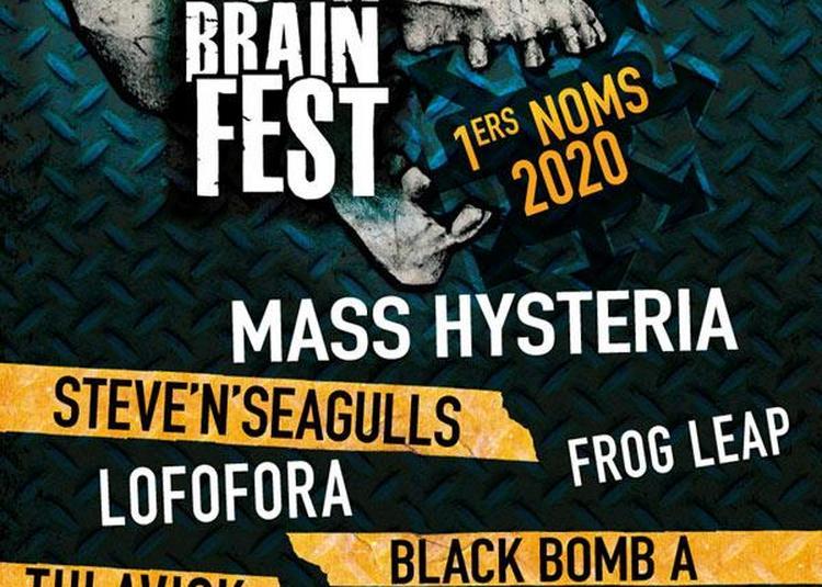 Rock Your Brain Fest #8 Vendredi à Selestat