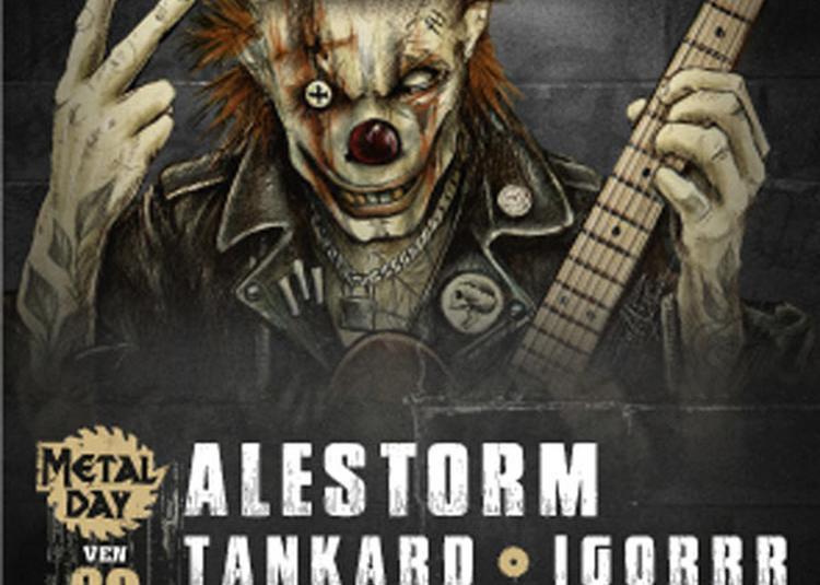Rock Your Brain Fest - Metal Day à Selestat
