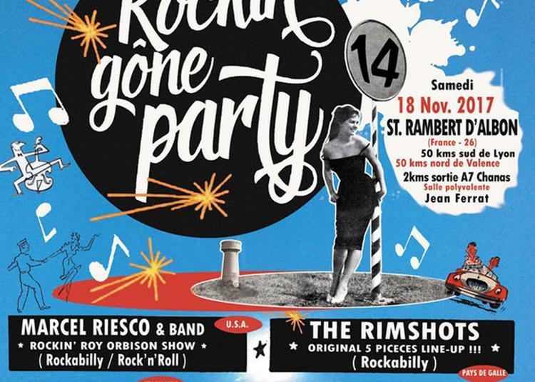 Rockin Gone Party 14 à Saint Rambert d'Albon