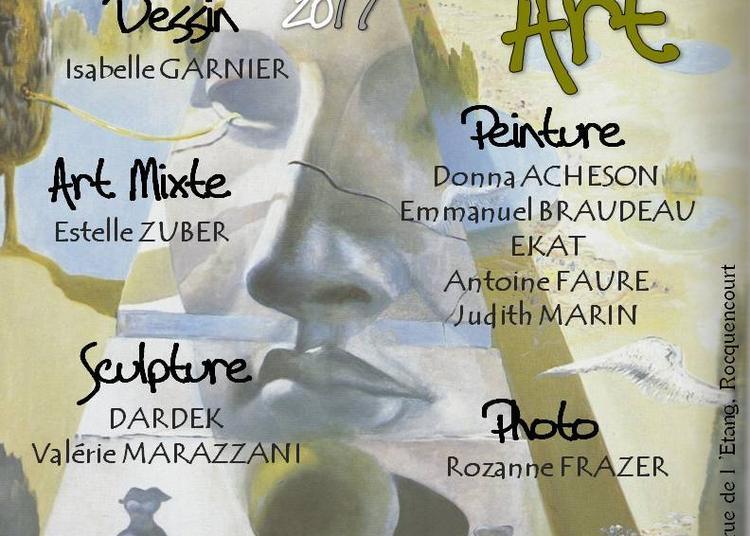 Rocquenc'Art à Rocquencourt