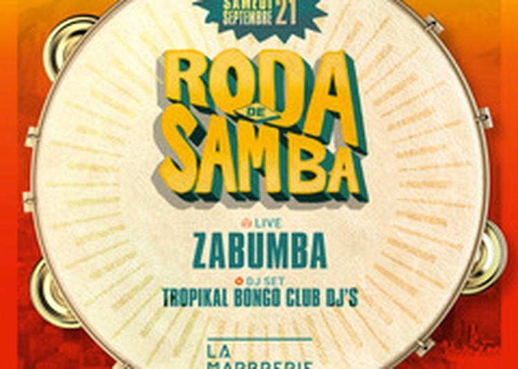 Roda De Samba à Montreuil