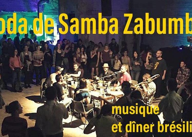 Roda De Samba Zabumba à Montreuil