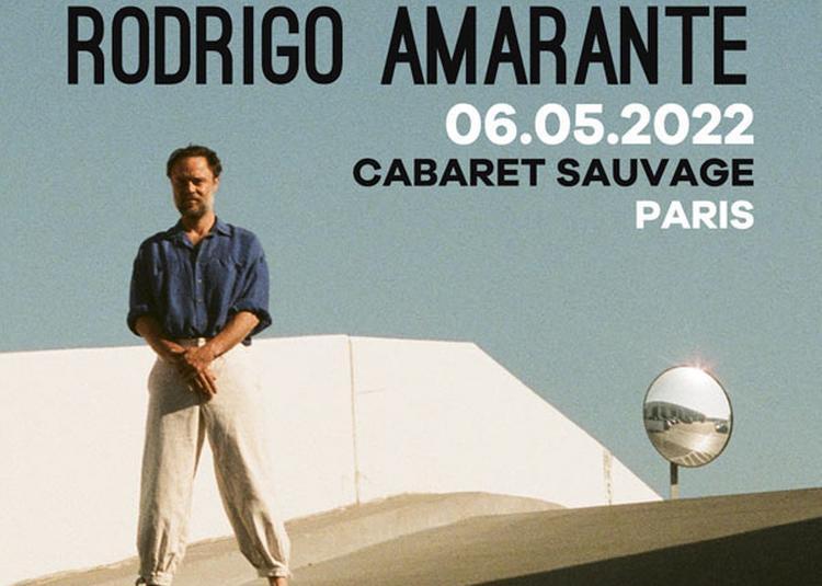 Rodrigo Amarante à Paris 19ème