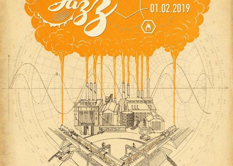Roforofo Jazz à Paris 11ème