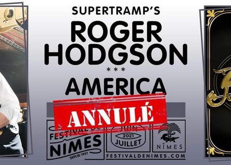 Roger Hodgson à Nimes