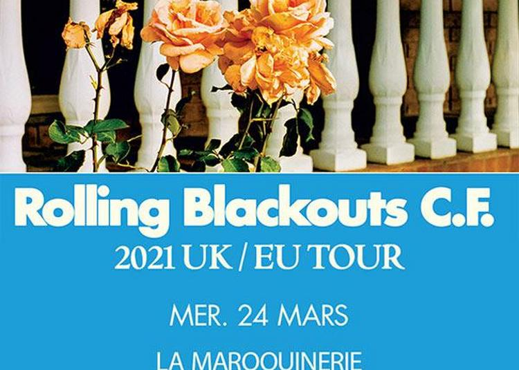 Rolling Blackouts Coastal Fever - report à Paris 20ème
