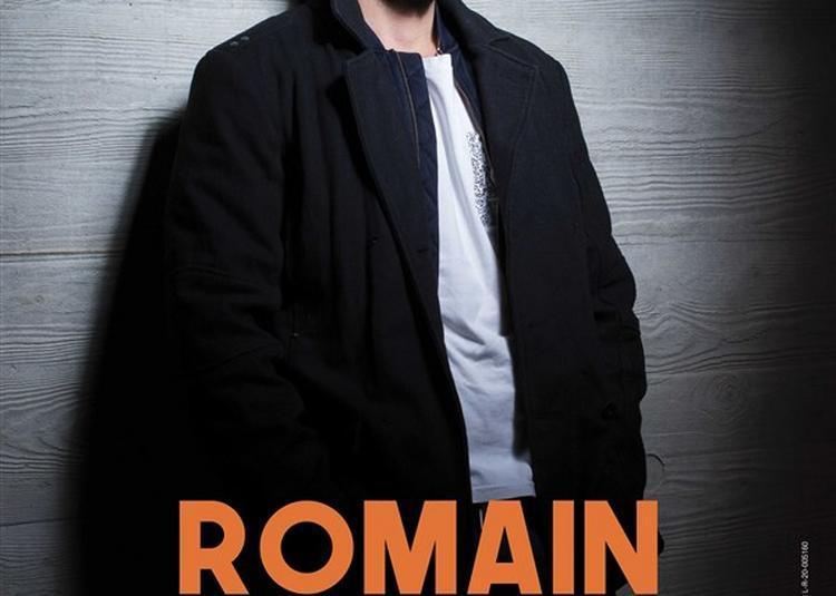 Romain Simancas à Bourg les Valence