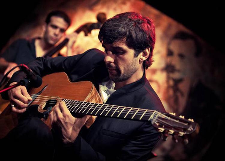 Romain Vuillemin Quartet à Paris 1er