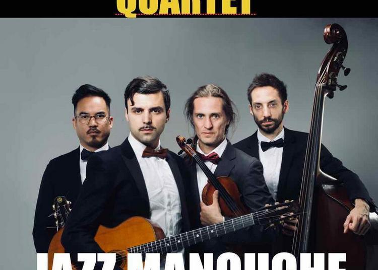 Romain Vuillemin Quartet à Paris 15ème