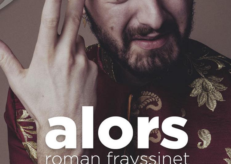 Roman Frayssinet à Saint Etienne