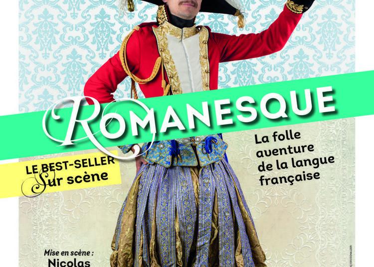Romanesque, où la folle aventure de la langue française à Verneuil sur Seine