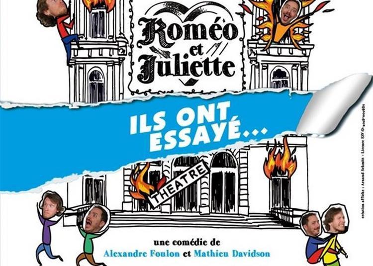 Roméo Et Juliette, Ils Ont Essayé à Paris 11ème