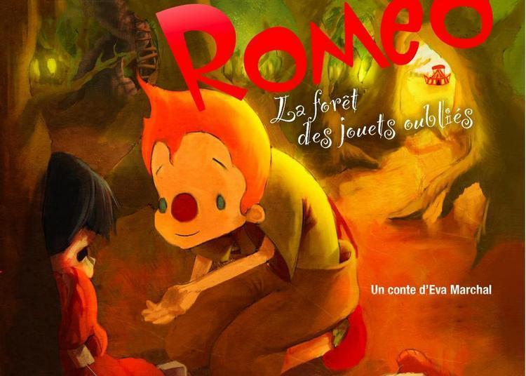 Roméo, la forêt des jouets oubliés à Noisiel