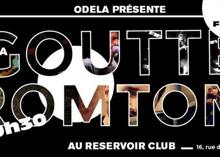 Romtom et La Goutte en concert ! à Paris 11ème